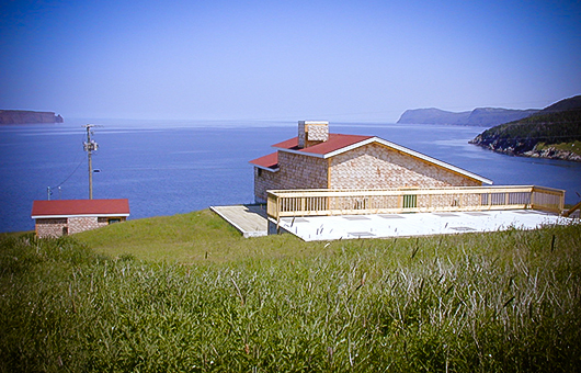 Portugal Cove, St. Philip's, Newfoundland; ISAM™ - Integrated Surge Anoxic Mix